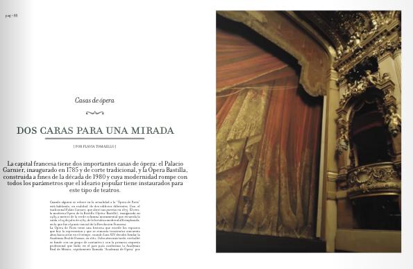 Las dos óperas de París