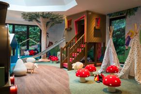 Los más pequeños de la familia se convierten en protagonistas de las propuestas luxury de los alojamientos más exclusivos del globo