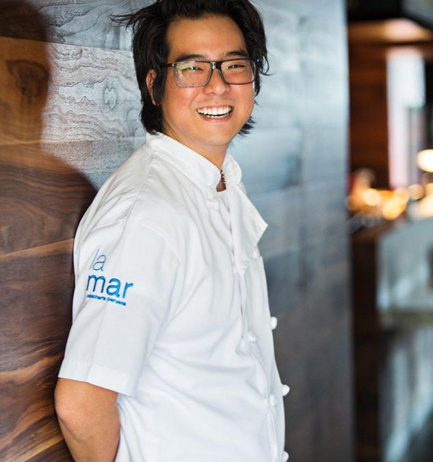 Diego Oka: el Chef Ejecutivo en La Mar de Gastón Acurio, Mandarin Oriental.