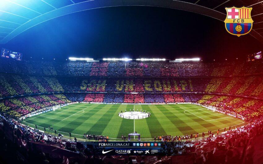 La historia del Camp Nou