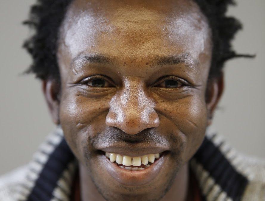 La historia de superación de Ousman Umar
