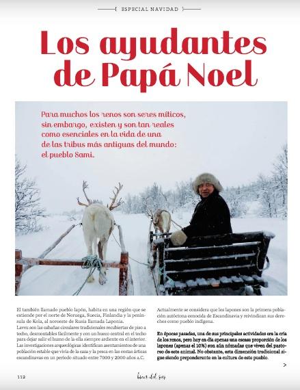 Los ayudantes de Papá Noel