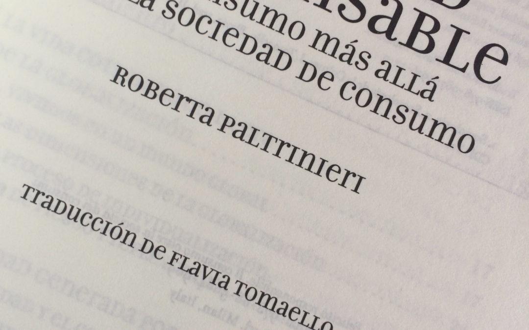Mi primera #traducción de un libro desde el #italiano. #FelicidadResponsable