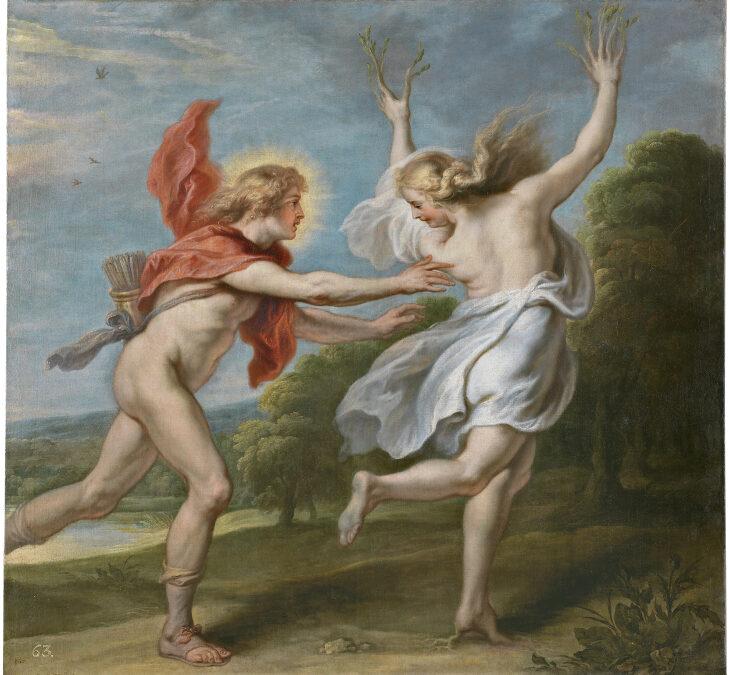 La mitología clásica se desnuda en el Prado