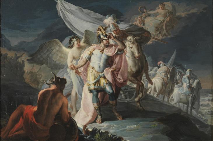 Un triunfo en el Prado